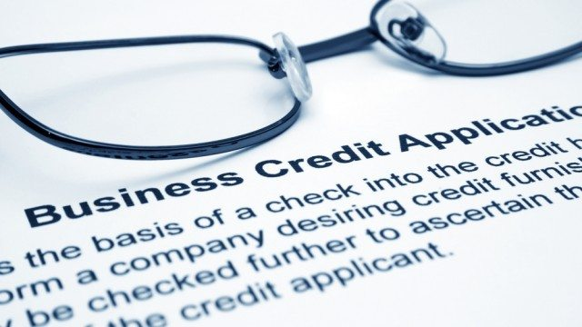 business-credit-application